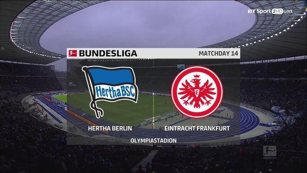 Hertha BSC vs Eintracht Frankfurt Prediction