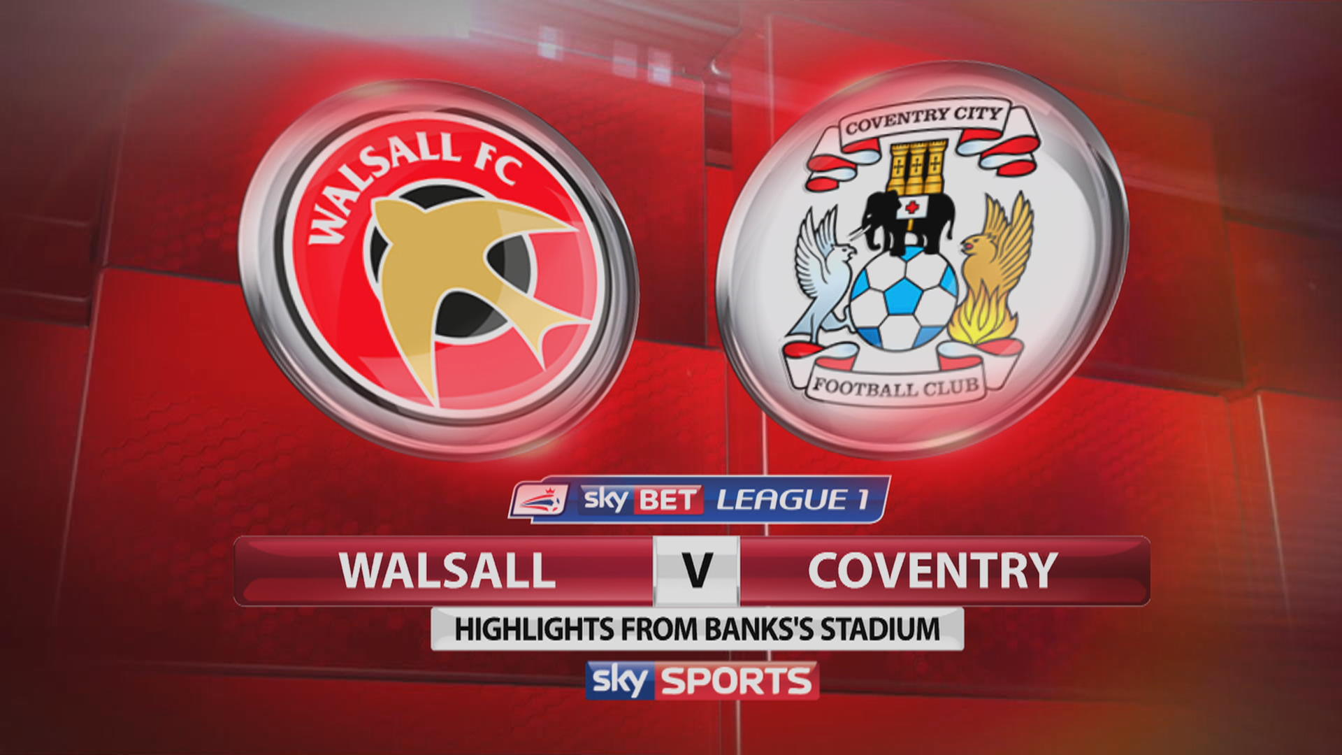 Walsall vs Coventry Prediction