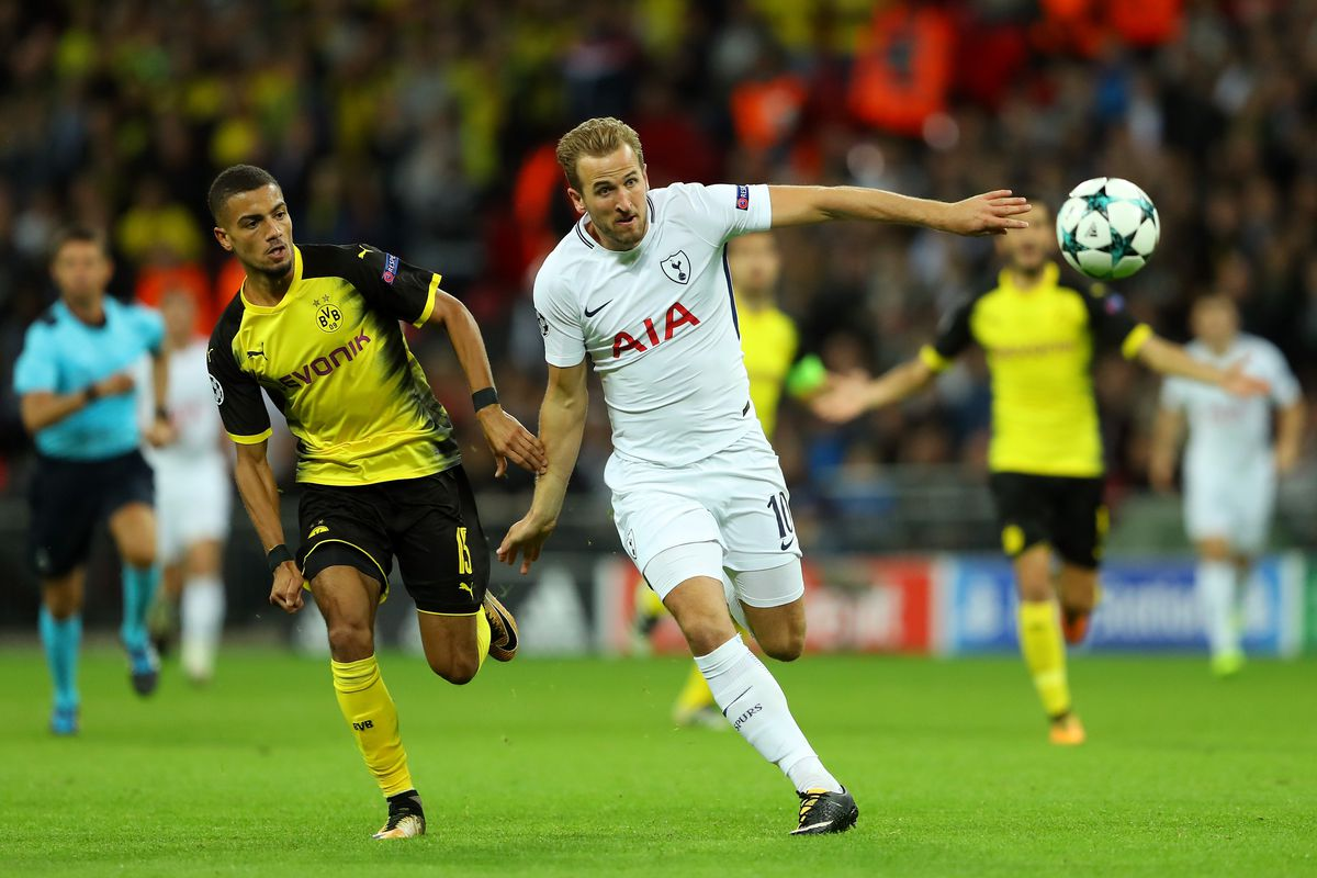 Tottenham vs Borussia Dortmund Prediction H2H SportPesa MidWeek Jackpot Prediction