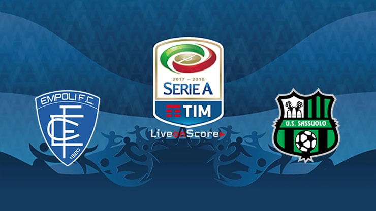 Empoli vs Sassuolo Prediction H2H SportPesa Mega Jackpot Prediction This Weekend