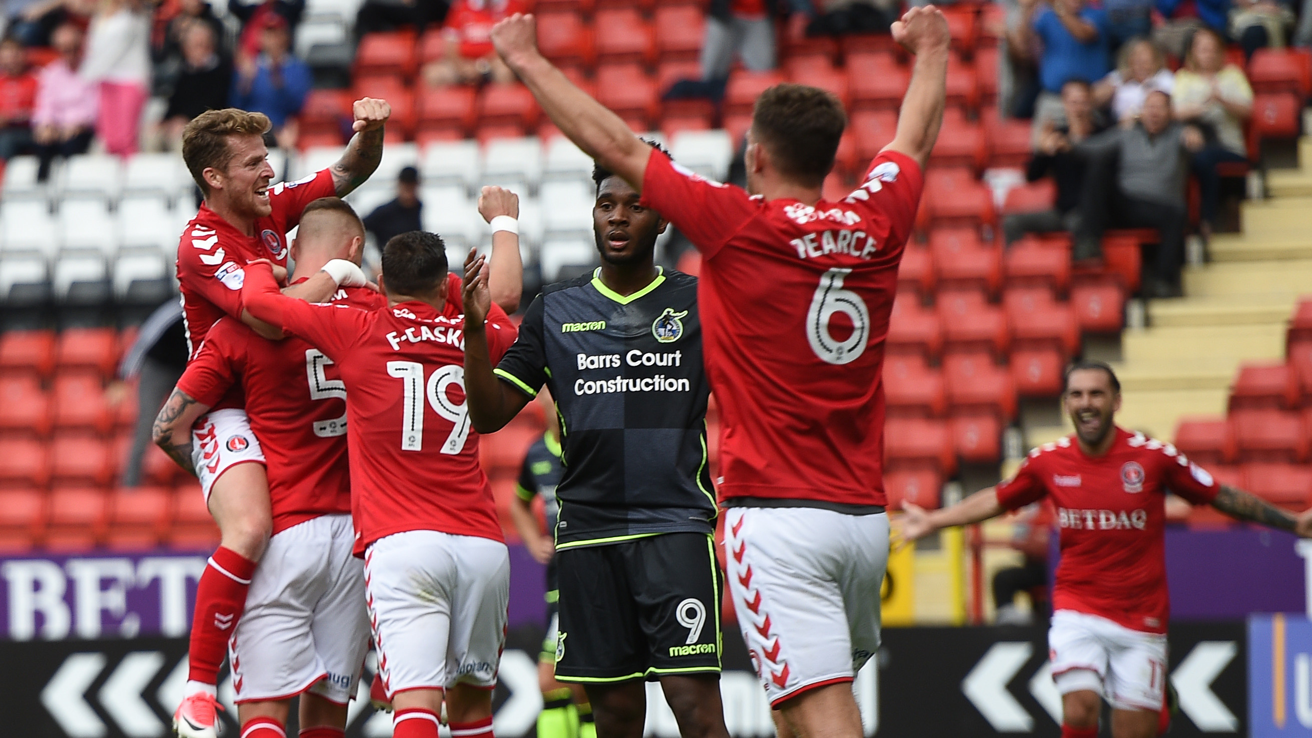 Bristol Rovers vs Charlton Prediction – SportPesa Mega Jackpot Predictions This Weekend