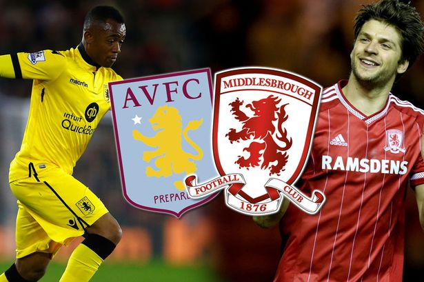 Aston Villa vs Middlesbrough Prediction – SportPesa Mega Jackpot Predictions This Weekend