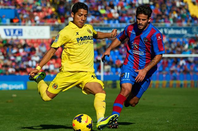 Levante vs Villarreal Prediction – SportPesa Mega Jackpot This Weekend.
